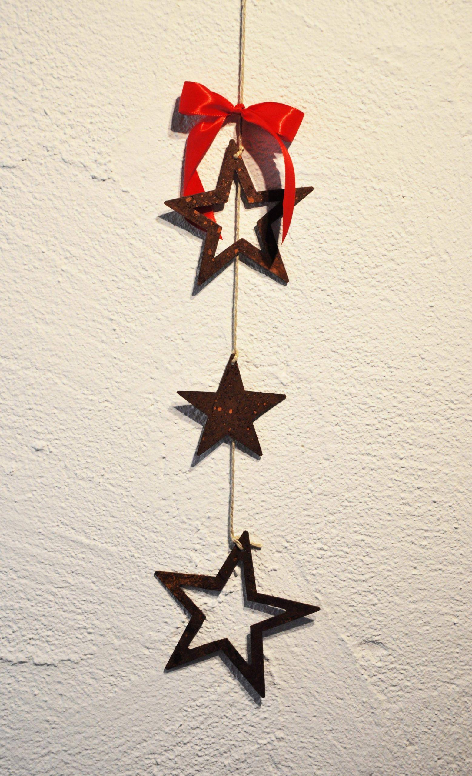 Edelrost Sterne 3er Set Advent Dekosterne Weihnachtsdeko 0iQ7vUr4EomnLo