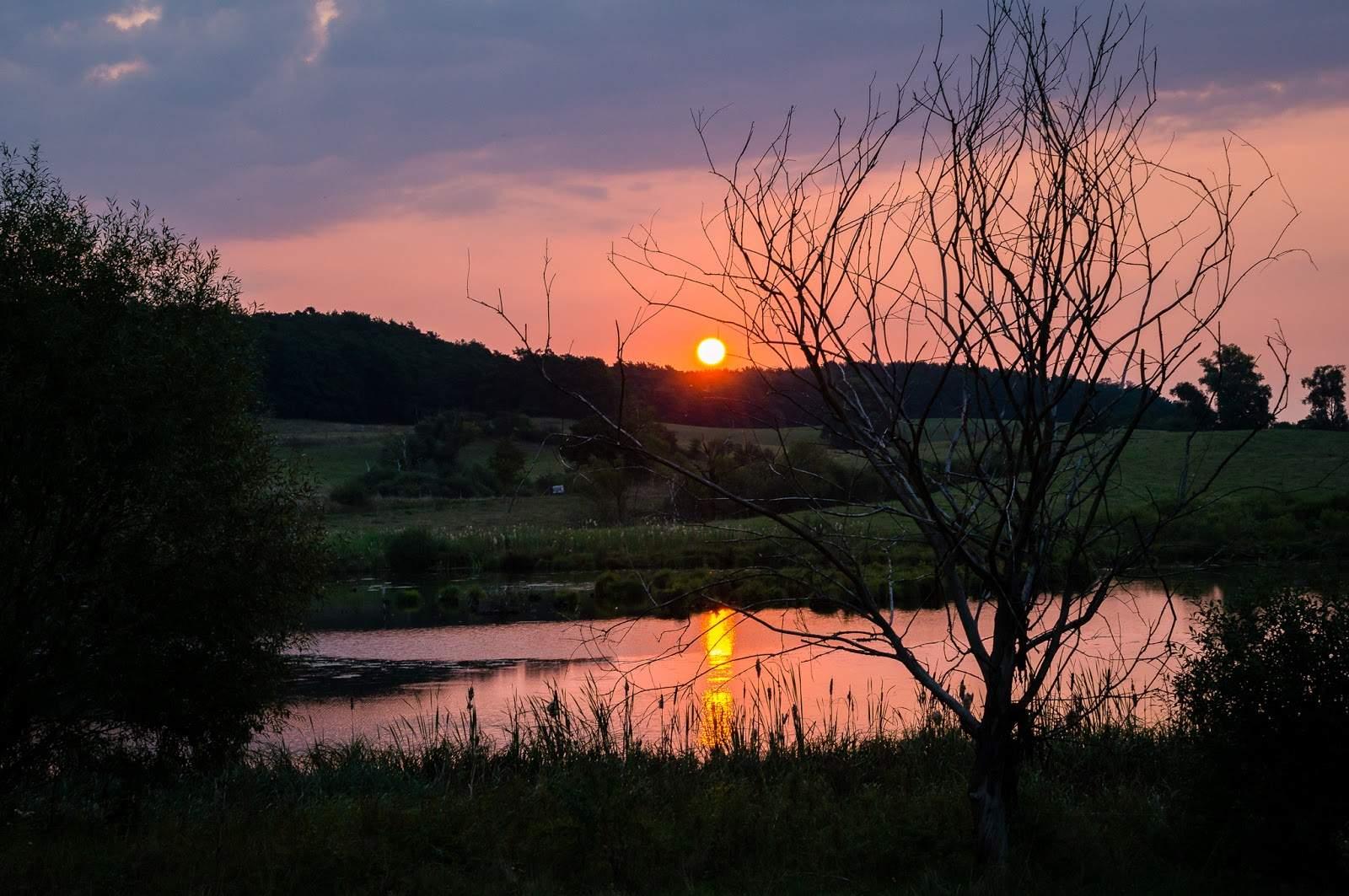 4f53e Buckowseerinne Sonnenaufgang