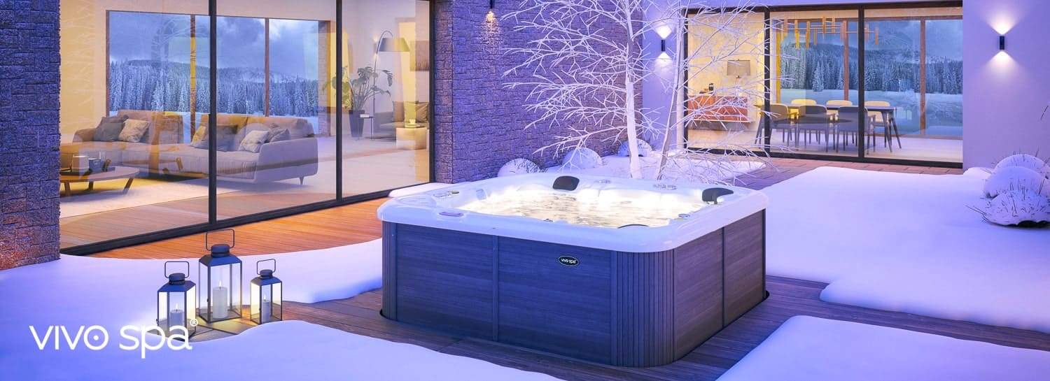 whirlpool center whirlpools vivo spa mood winter blue hour