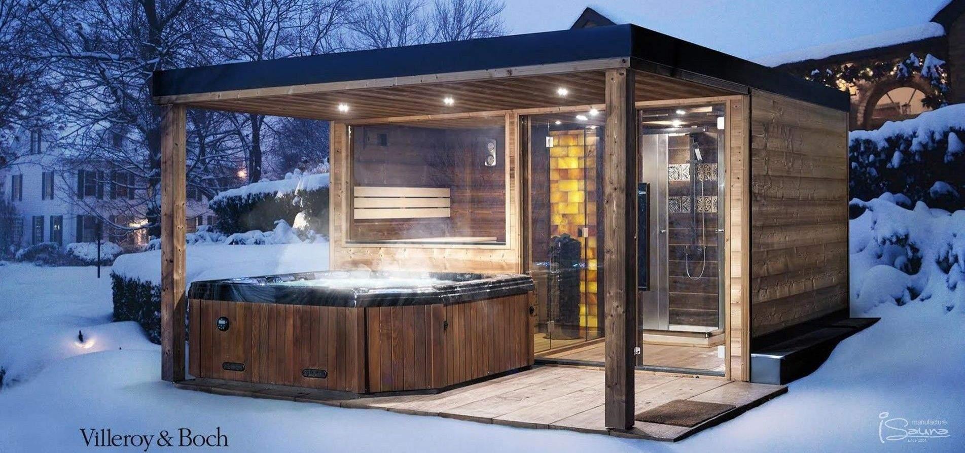 sauna im garten luxus garden sauna house with whirlpool in 2019 of sauna im garten