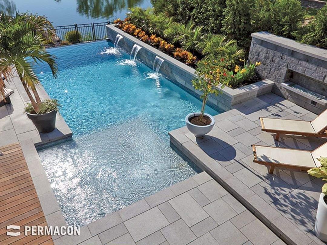 Whirlpool Garten Selber Bauen Schön 31 Mod Pools Design Ideas for Beautify Your Home Freshouz