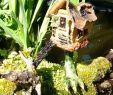 Windlicht Garten Das Beste Von Windlicht Baba Jaga Hexenhaus Aus ton Handmade by