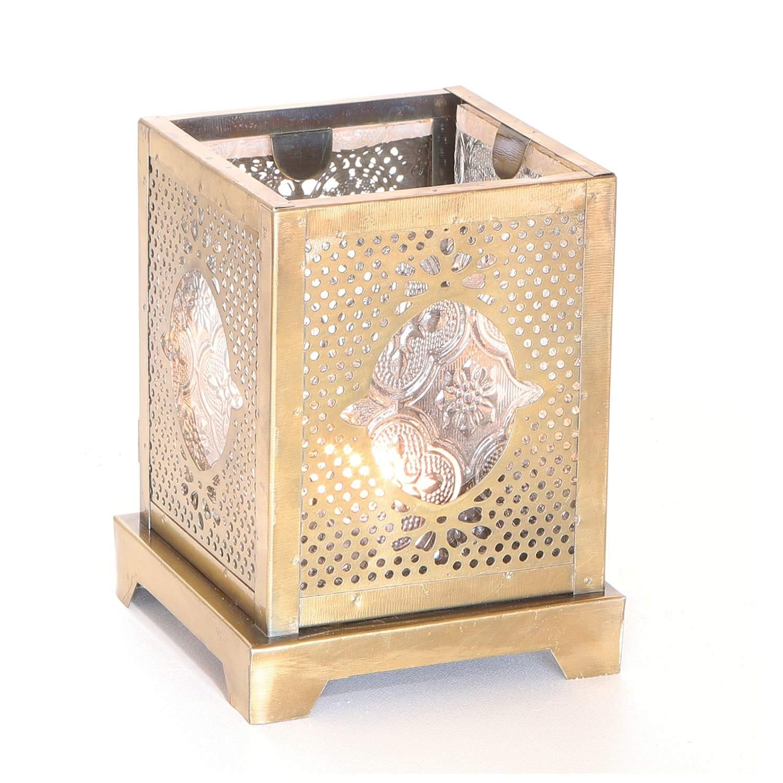 orientalisches glas windlicht mahir wdl1000 01