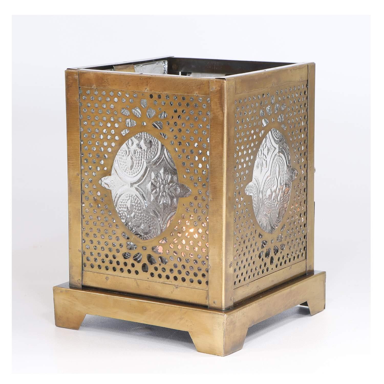 orientalisches glas windlicht mahir wdl1000 02