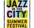 Wir Garten Erfurt Einzigartig Jazz In the City Summer Festival 2 Tagesticket