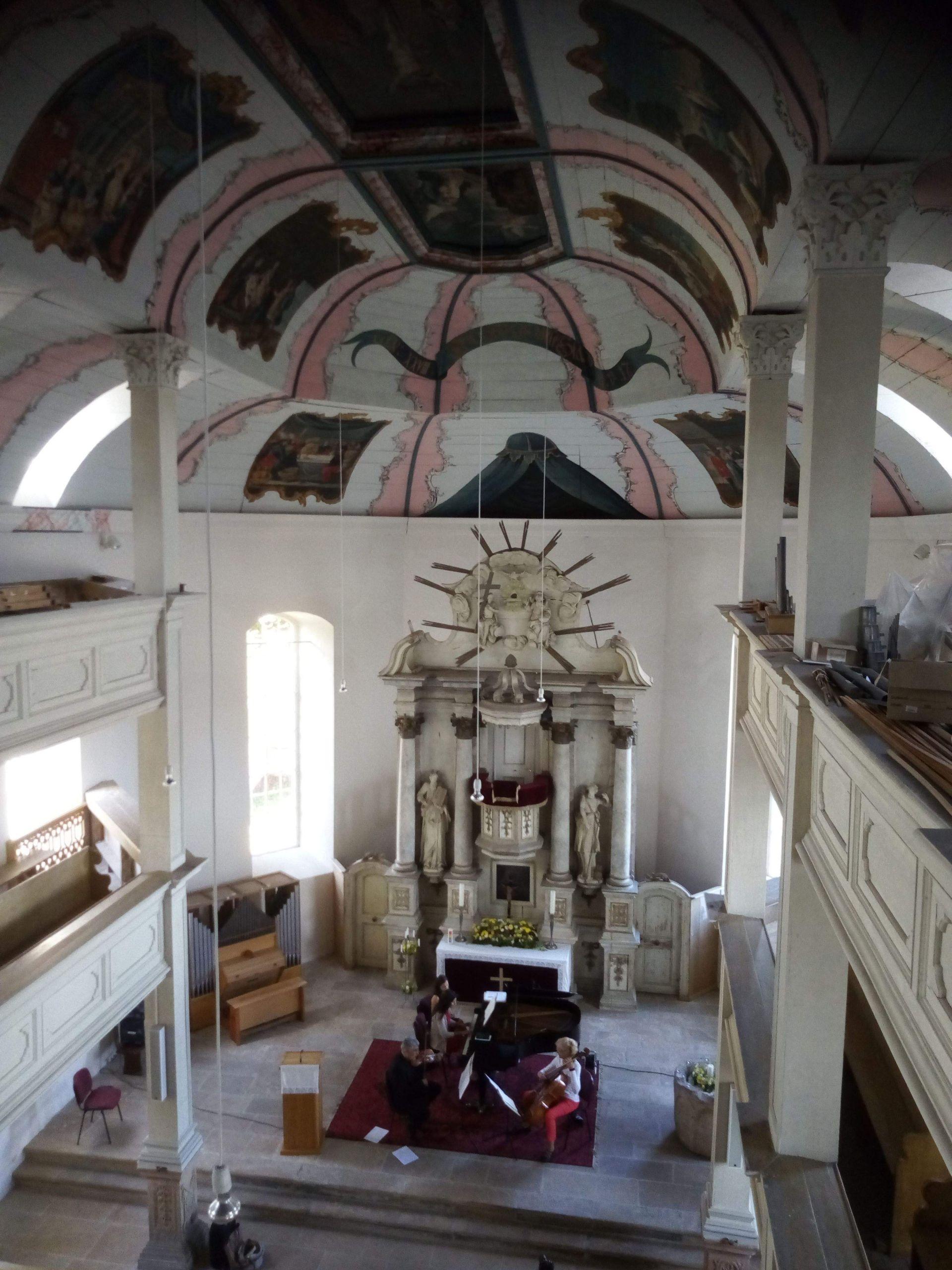 Kirche St Lukas Erfurt Bindersleben 05