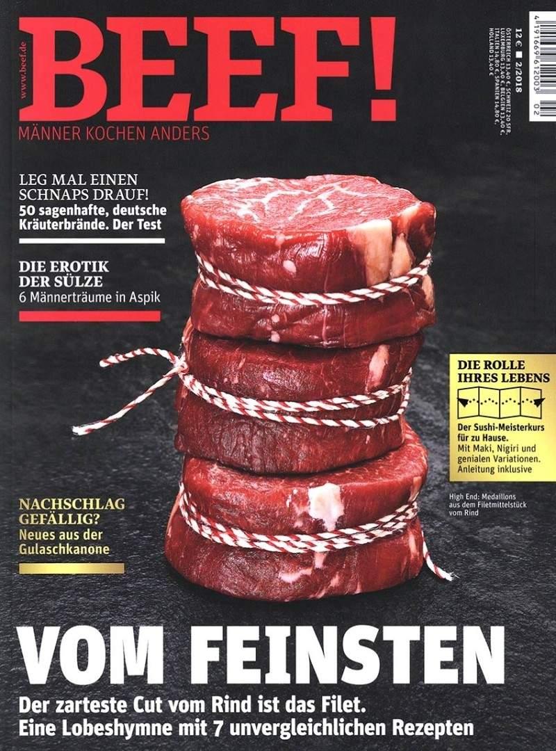Wohnen Und Garten Abo Das Beste Von Beef Essen & Backen Zeitschriften