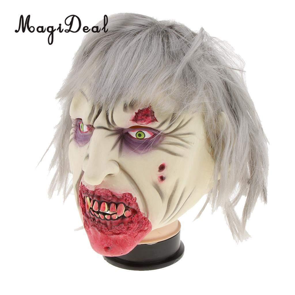 Zombie Garten Luxus Grosshandel Halloween Masken Gruselig Scary Oder Funny Latex Zombie Maske Mit Haaren Fur Kostum Party Dekoration Von Aliceer 27 08 Auf De Dhgate Garten Anlegen