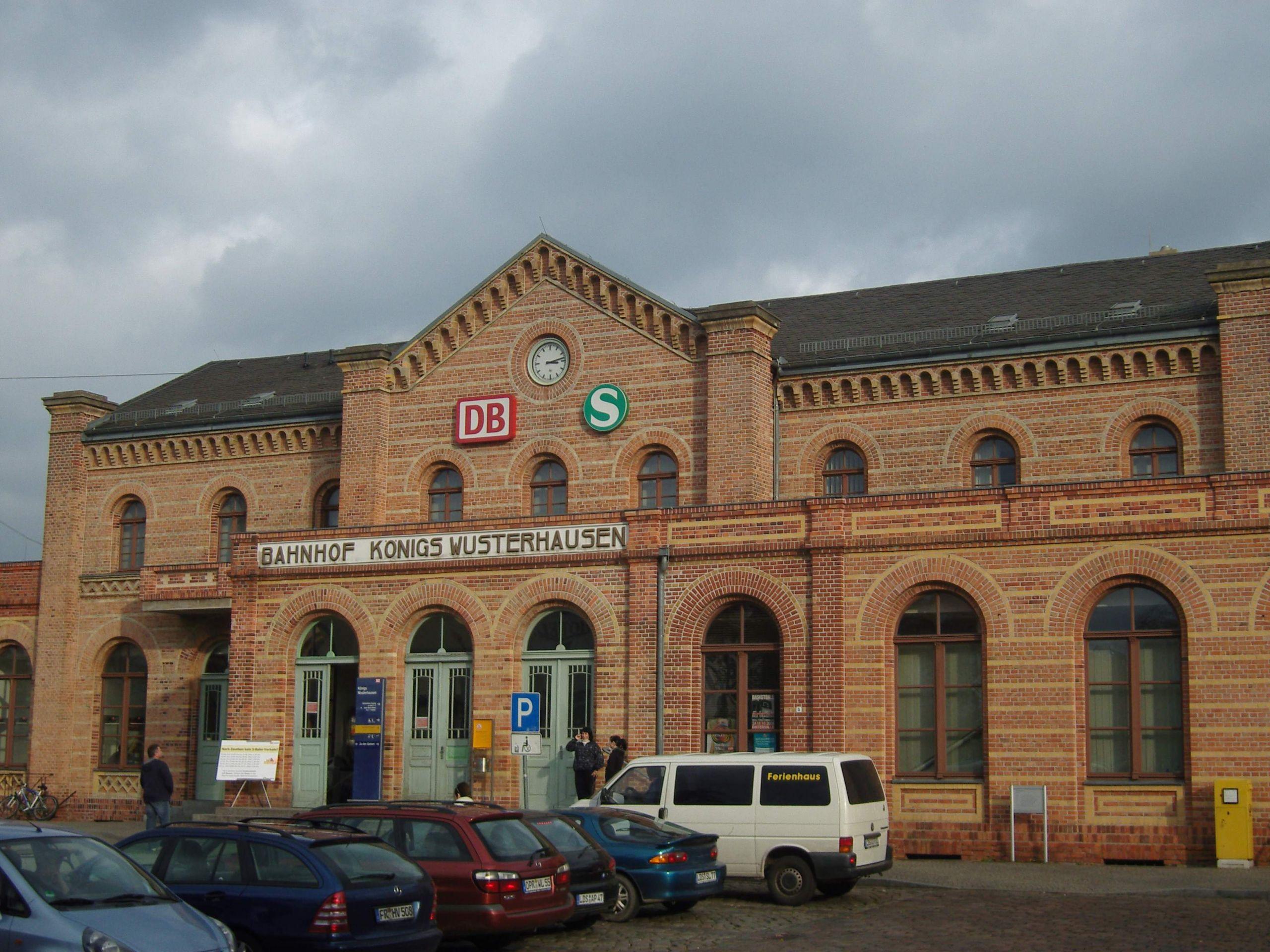 Koenigswusterhausen bahnhof JPG