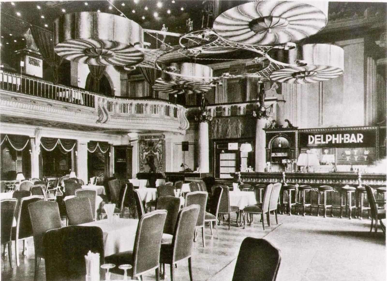 restaurant zoologischer garten das beste von 1929 delphi als tanzpalast bar und tanzsaal 2 an der of restaurant zoologischer garten