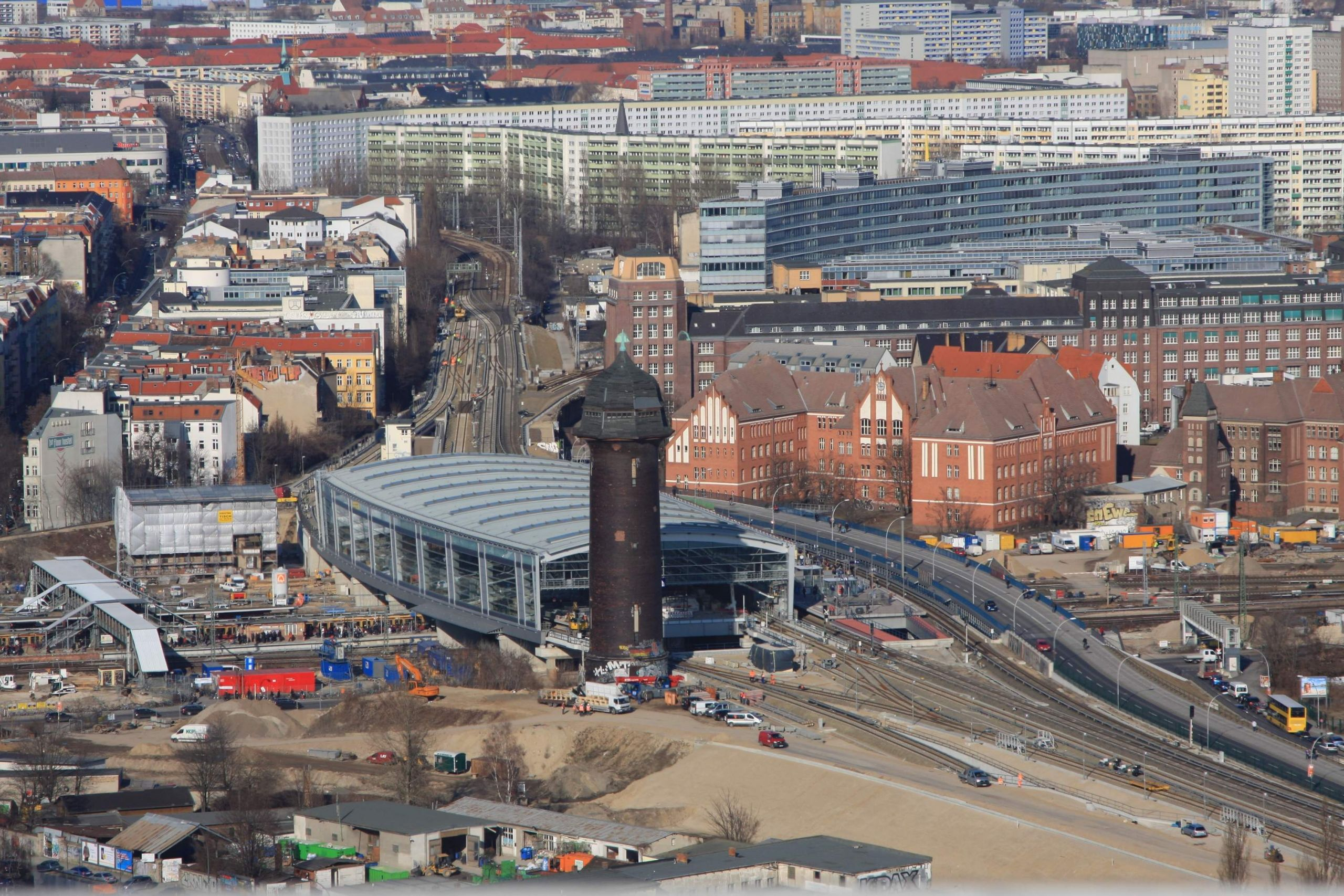 2012 03 06 Berlin Ostkreuz vom Treptower